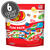 Jelly Belly Fun Pack - Assorted, Sours, Kids Mix 12.6 oz bag - 6 Count Case-thumbnail-1