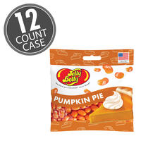 Pumpkin Pie Jelly Beans 3.5 oz Grab & Go® Bag - 12 Count Case