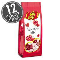 Jelly Belly Valentine Mix - 7.5 oz Gift Bags - 12-Count Case