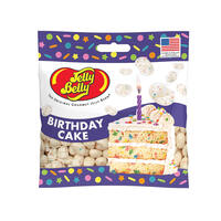 Birthday Cake Jelly Beans 3.5 oz  Grab & Go® Bag