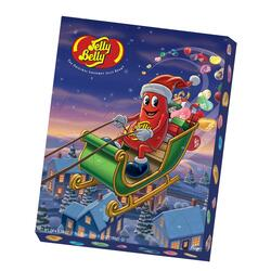 Jelly Bean Count-Down to Christmas Advent Calendar