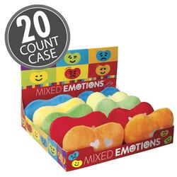 Mixed Emotions Mini Plush 20-Count Case