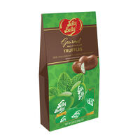 Jelly Belly Mint Milk Chocolate Truffle - 3.6 oz Gable Box