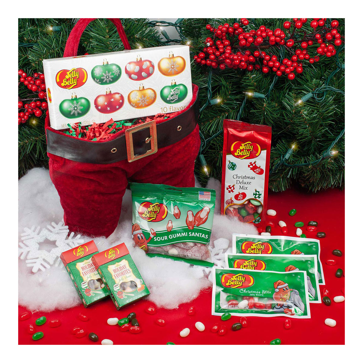 Christmas jelly gift baskets