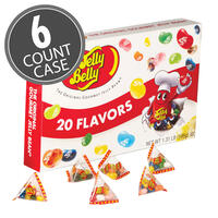 Jumbo Box Jelly Bean - 1.31 LB Box - 6 Count Case