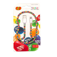 Jelly Belly Micro USB Cable