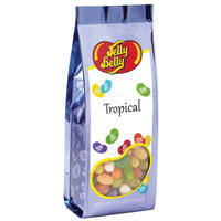 Tropical Mix Jelly Beans - 7.5 oz Gift Bag