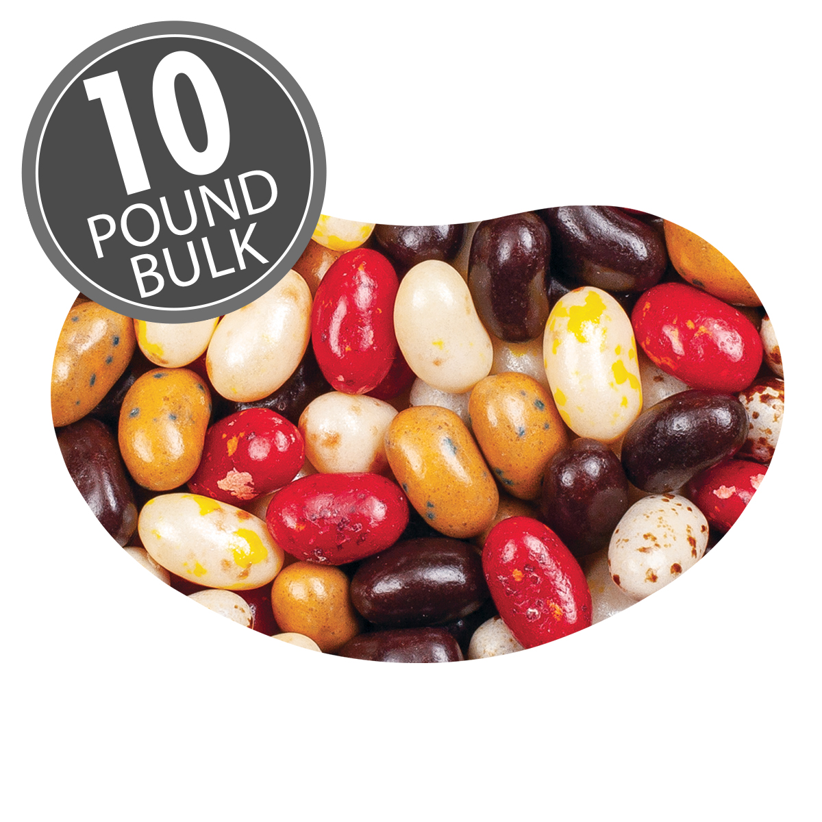 Recipe Mix® Jelly Beans - 10 lbs bulk