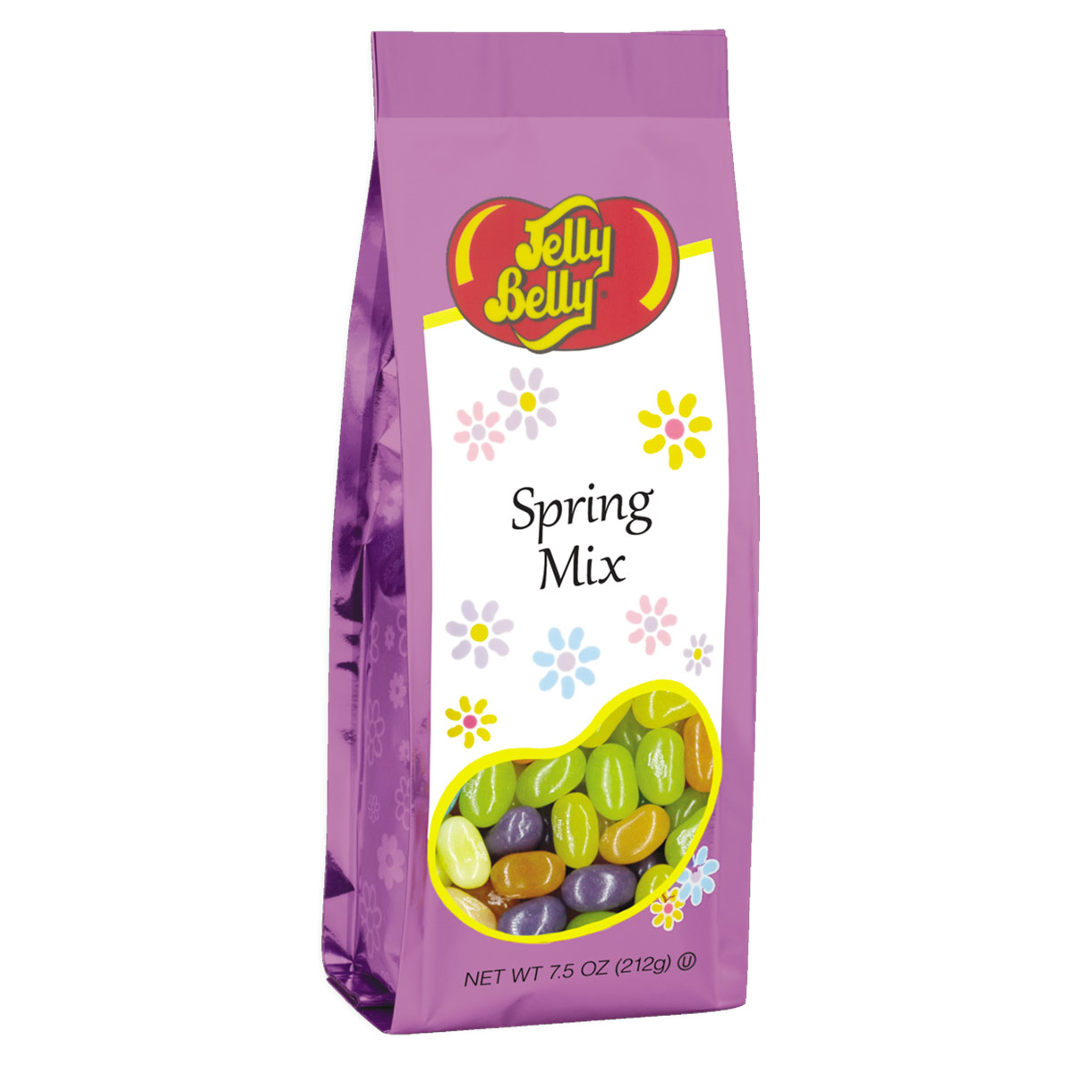 Jelly Belly Spring Mix - 7.5 oz Gift Bag