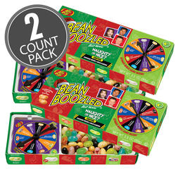 BeanBoozled Naughty or Nice Spinner Jelly Bean Gift Box (4th edition) 2-Count Pack