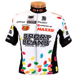 Jelly Belly Cycling Team Jersey 2016 - Adult Men - XS