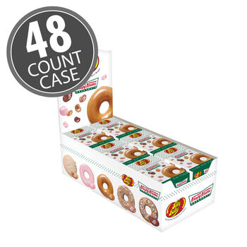 Krispy Kreme Doughnuts® Jelly Beans Mix 1 oz Flip Top Box, 48-Count Case