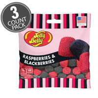 Raspberries and Blackberries - 2.75 oz Bag - 3-Count Pack