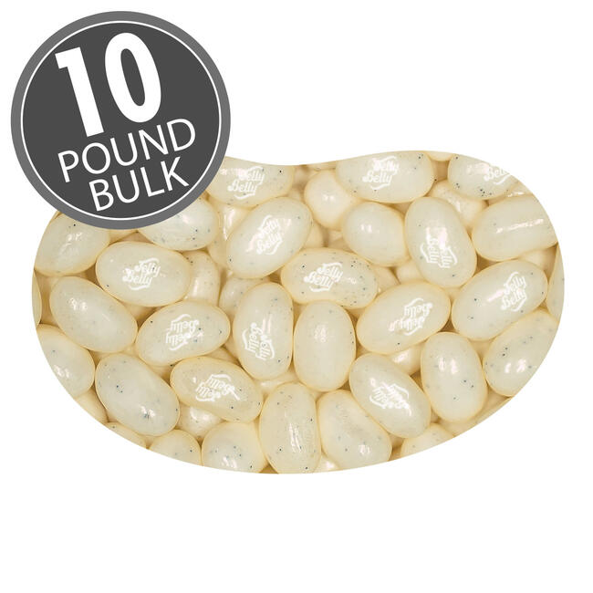 French Vanilla Jelly Beans - 10 lbs bulk