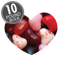 Cherry Lovers™ Hearts - 10 lbs Bulk