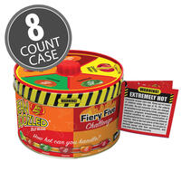 BeanBoozled Fiery Five Spinner Tin - 8-Count Case