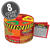 BeanBoozled Fiery Five Spinner Tin - 8-Count Case-thumbnail-1