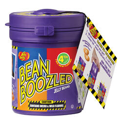 BeanBoozled Jelly Beans 3.5 oz Mystery Bean Dispenser (4th edition)