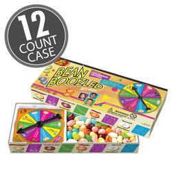 BeanBoozled Spinner Jelly Bean Gift Box (Throwback edition) 12-Count Case