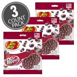 Dr Pepper® Jelly Beans - 3.5 oz Bag - 3-Count Pack