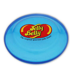 Jelly Belly Flying Disc - Translucent Blue