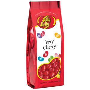 Very Cherry Jelly Beans 7.5 oz Gift Bag