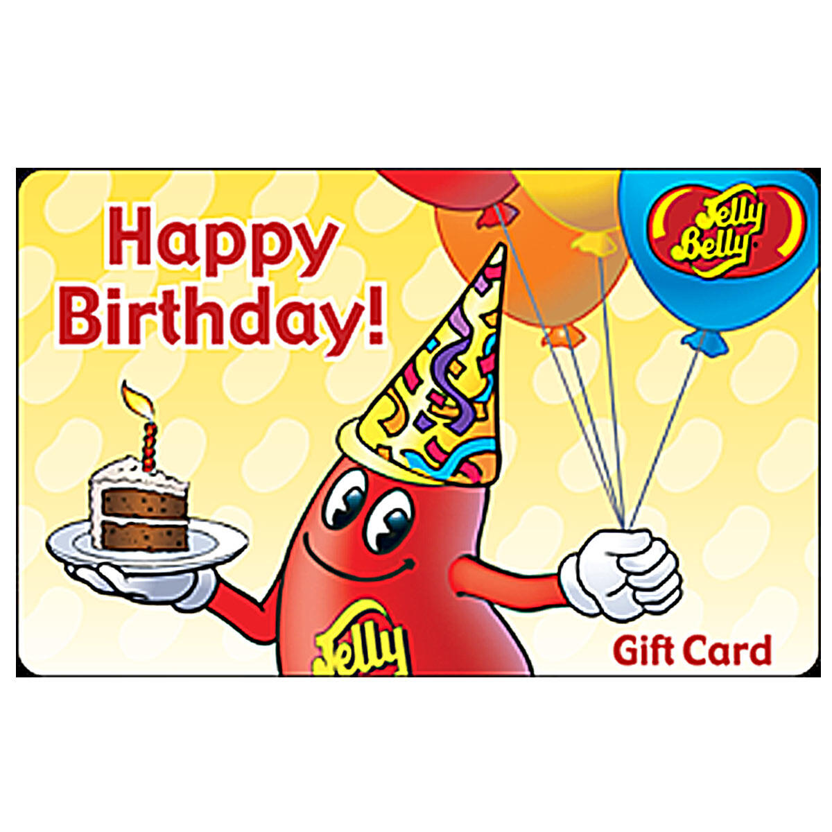 Jelly Belly Gift Card