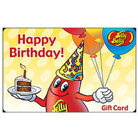 Jelly Belly Online eGift Card - Happy Birthday