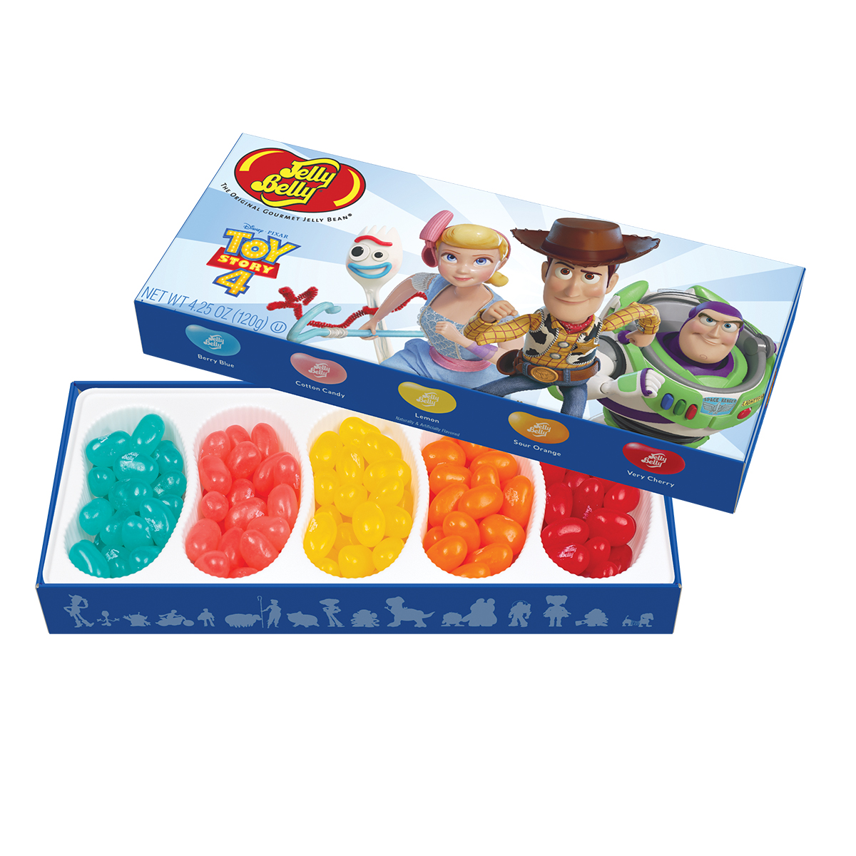 Disney©/PIXAR Toy Story 4 Jelly Beans 4.25 oz Gift Box