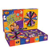 BeanBoozled Jumbo Spinner Jelly Bean Gift Box - 12.6 oz Box (5th edition)