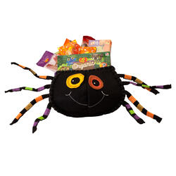 Spider Halloween Goody Basket