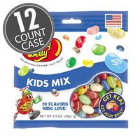 Kids Mix Jelly Beans 3.5 oz Grab & Go® Bag - 12 Count Case