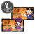 Disney© Mickey Mouse and Minnie Mouse Halloween 1 oz Bag - 2 Pack-thumbnail-1