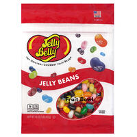 Fruit Bowl Jelly Beans - 16 oz Re-Sealable Bag