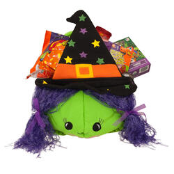 Witch Halloween Goody Basket