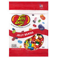 49 Assorted Jelly Bean Flavors - 16 oz Re-Sealable Bag