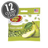 Juicy Pear Jelly Beans 3.5 oz Grab & Go® Bag - 12 Count Case