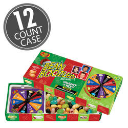 BeanBoozled Naughty or Nice Spinner Jelly Bean Gift Box (4th edition) 12-Count Case