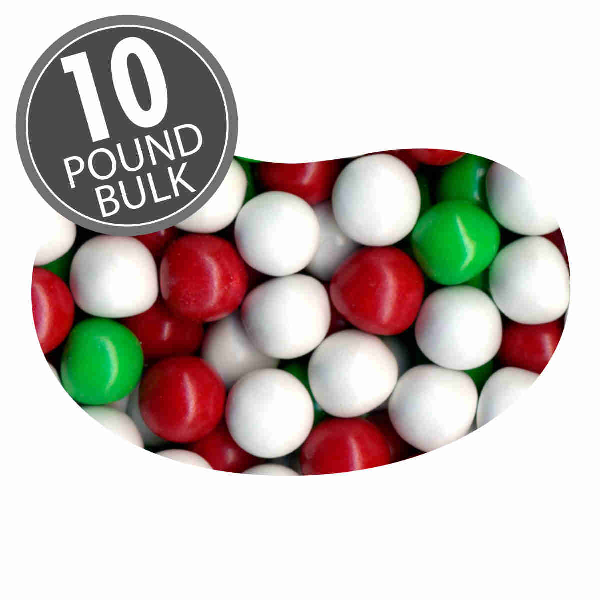Christmas Chocolate Dutch Mints - 10 lbs bulk