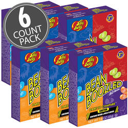 BeanBoozled Jelly Beans - 1.6 oz box (3rd edition) - 6 Pack