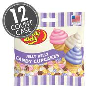 Jelly Belly Candy Cupcakes® - 3 oz Bag, 12-Count Case