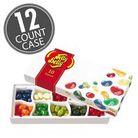 10-Flavor Jelly Bean Beananza Gift Box - 12-Count Case