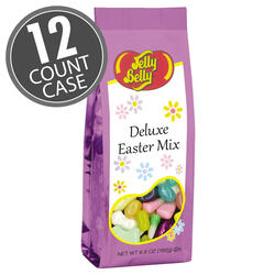 Deluxe Easter Mix -  6.8 oz Gift Bags - 12-Count Case