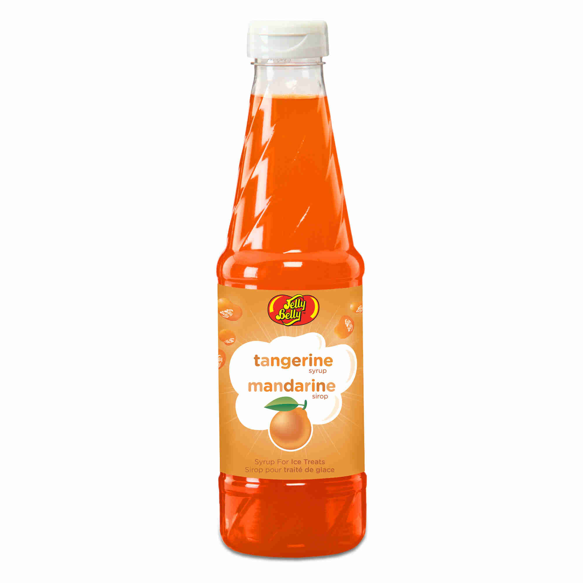 Jelly Belly Snow Cone Syrup - Tangerine