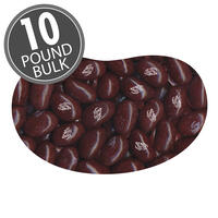 Chocolate Pudding Jelly Beans - 10 lbs bulk