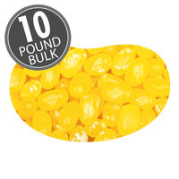 Lemon Drop Jelly Beans - 10 lbs bulk