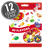 30 Assorted Jelly Bean Flavors - 7 oz Bags - 12-Count Case-thumbnail-1