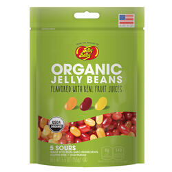 Organic Sours Jelly Beans from the makers of Jelly Belly - 5.5 oz bag