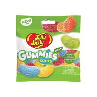 Jelly Belly Assorted Sour Gummies 3.5 oz Bag