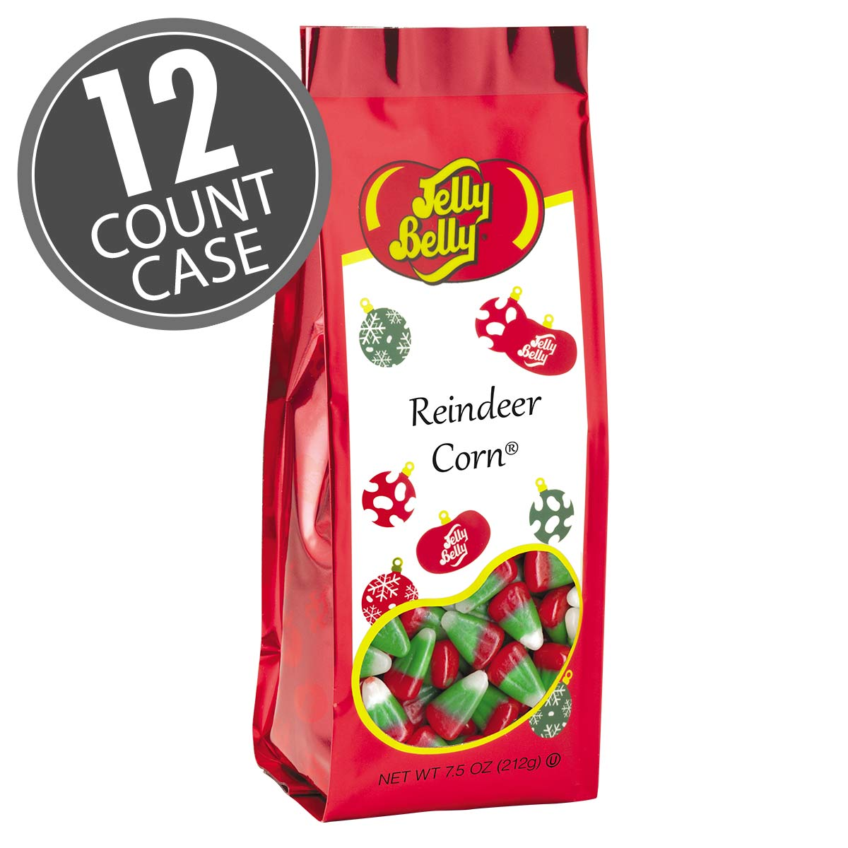 Reindeer Corn® - 7.5 oz Gift Bag - 12-Count Case